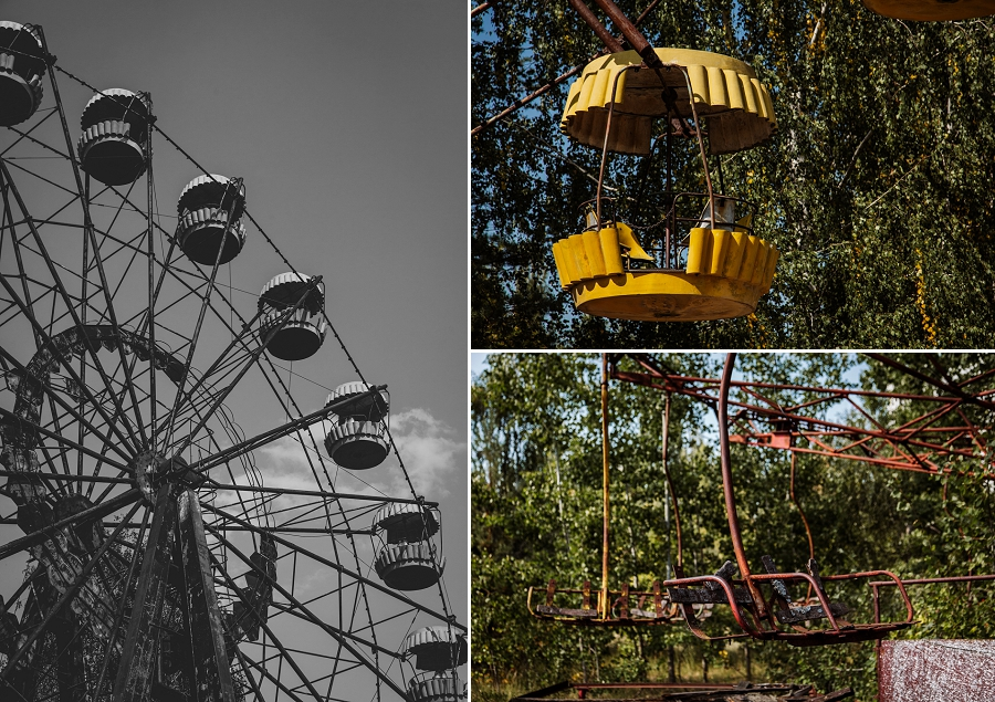 pripyat abandoned amusement park
