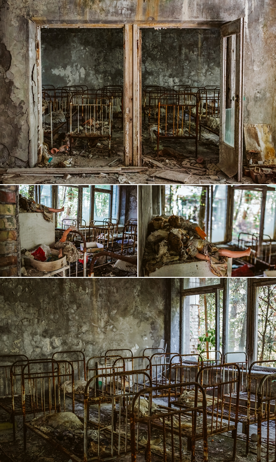 pripyat kindergarten no 7 golden key