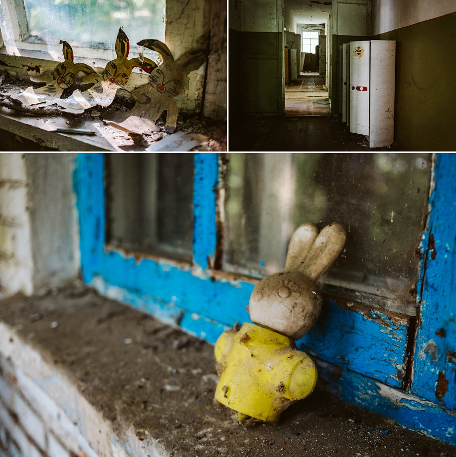 abandoned nursery school chernobyl