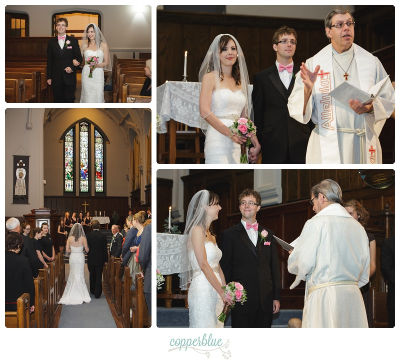 Knox United wedding