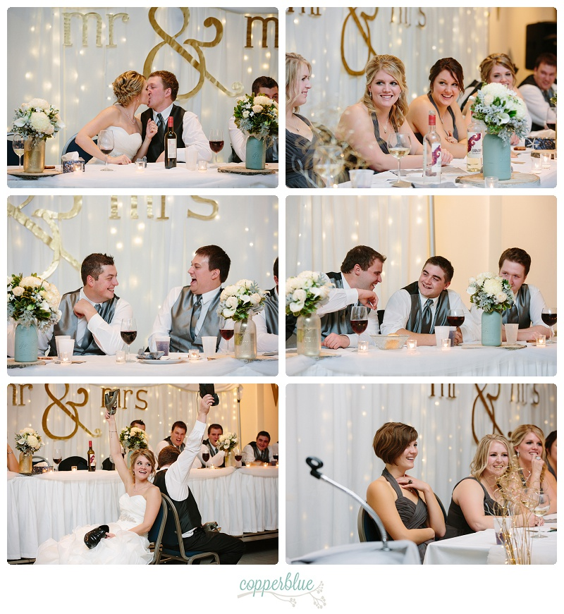 Humboldt Saskatchewan winter wedding