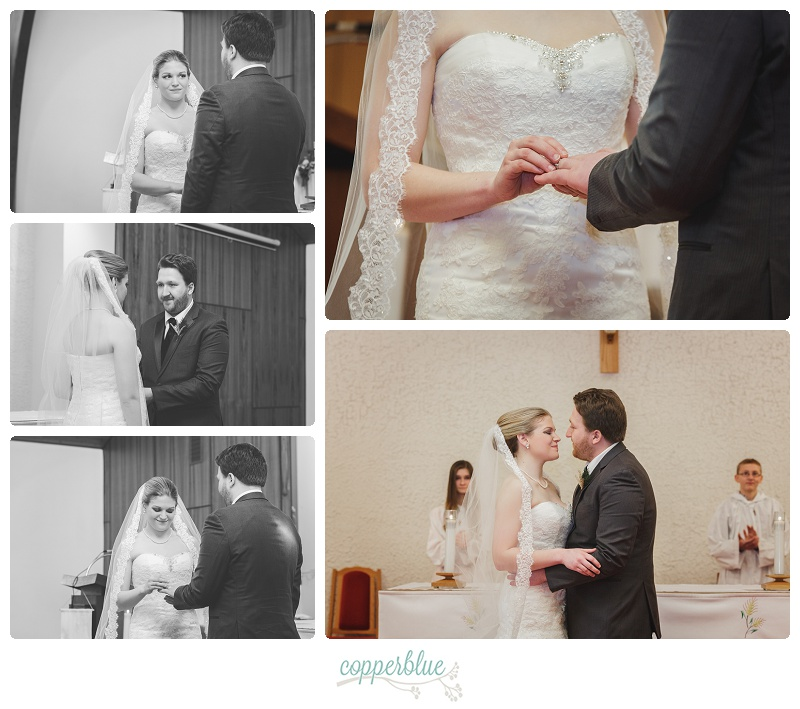 Englefeld Saskatchewan church wedding