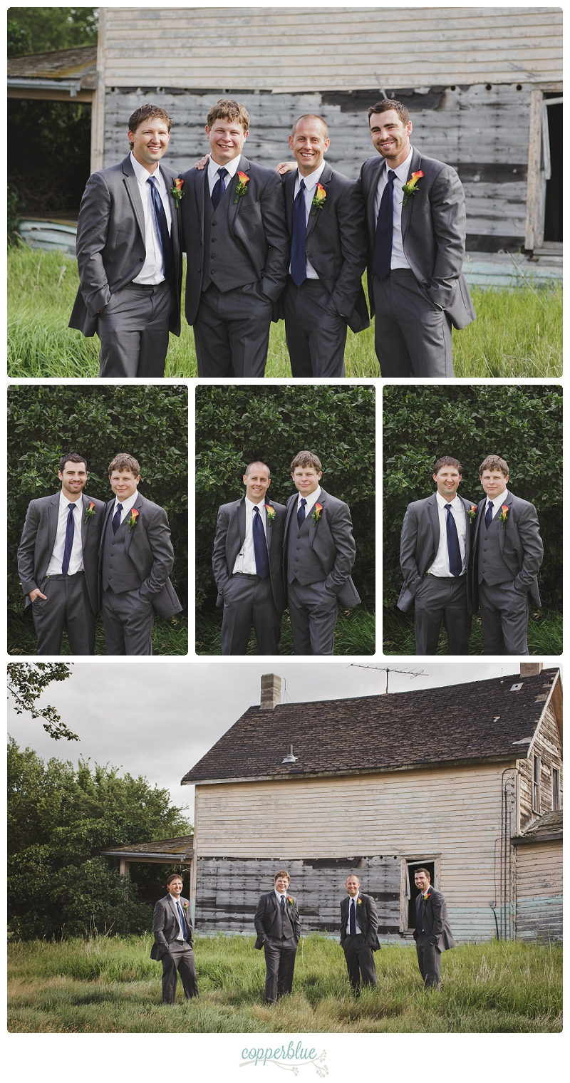 Outlook wedding groomsmen