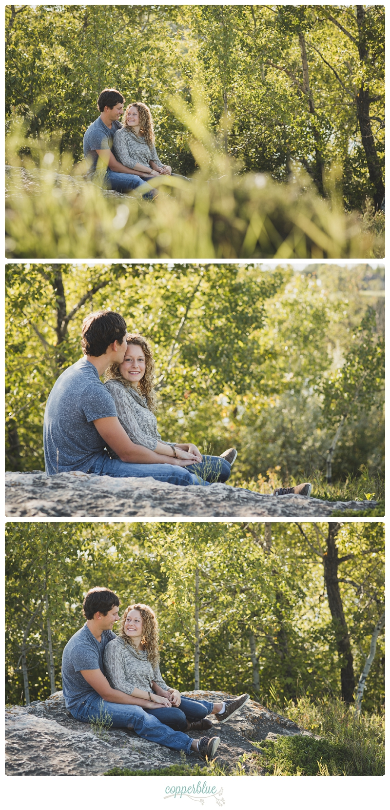 Saskatoon engagement session