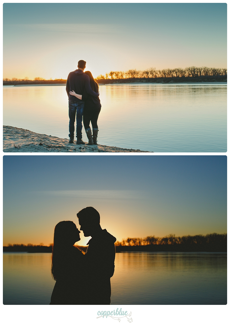 Engagement photos YXE