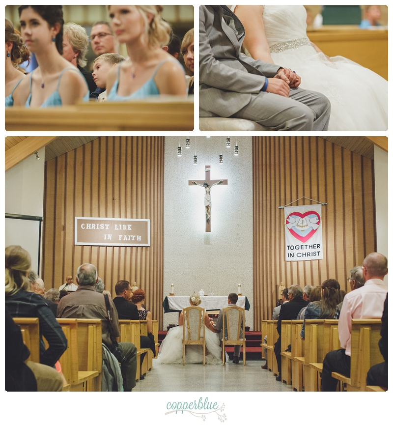 Domremy church wedding