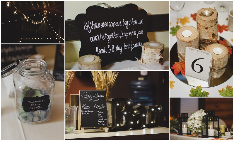 prince albert wedding decor
