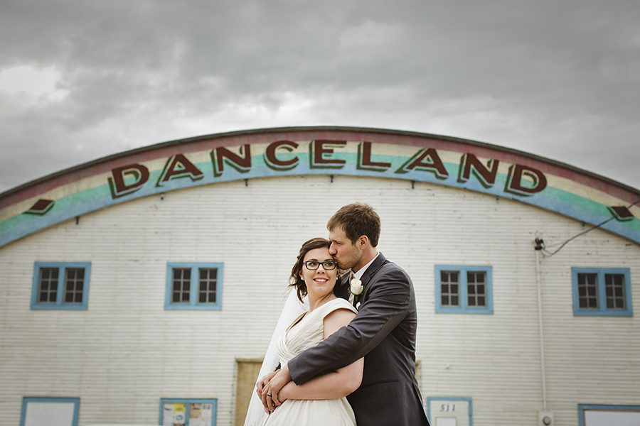 danceland wedding