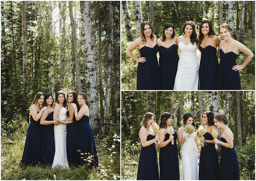 prince albert bridesmaids