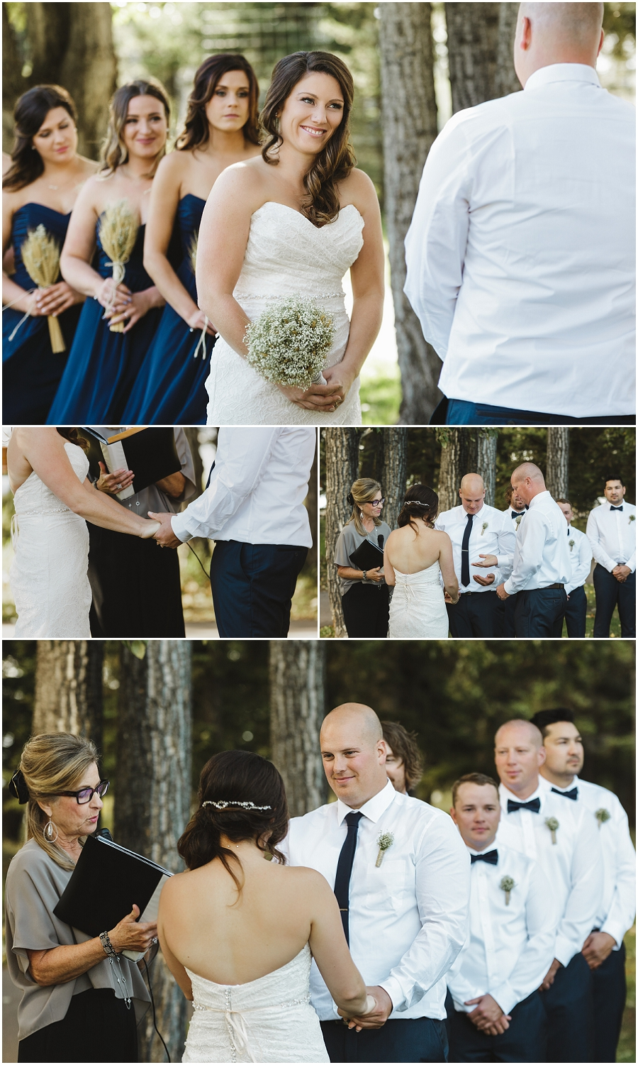 prince albert national park wedding