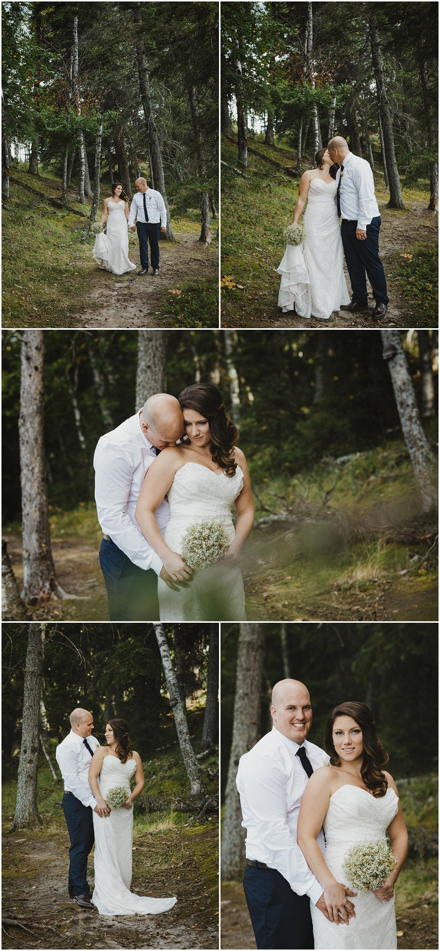 elk ridge wedding