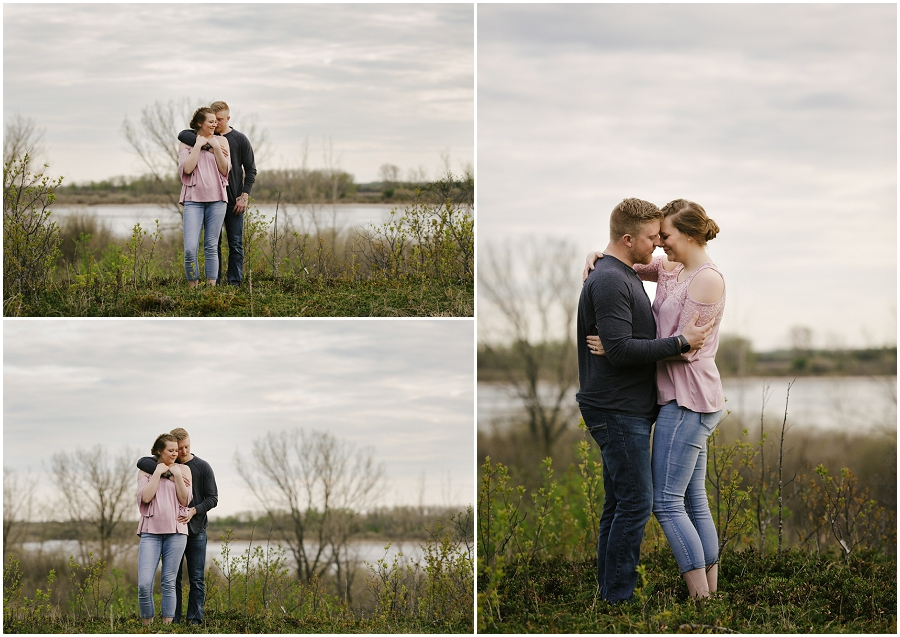 cranberry flats engagement photos