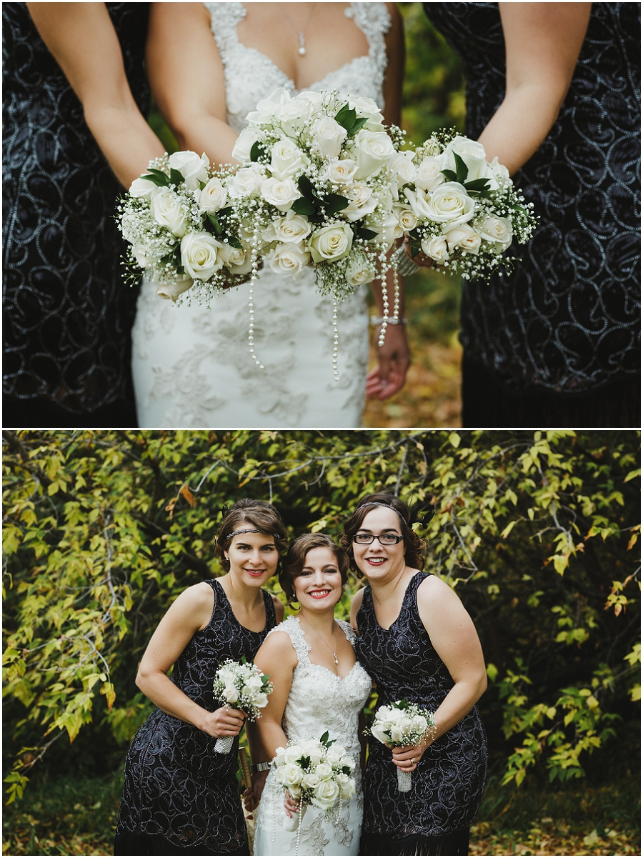 saskatoon wedding bouquet