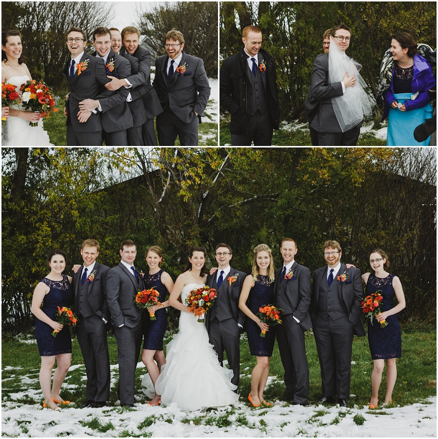 wedding party outlook saskatchewan