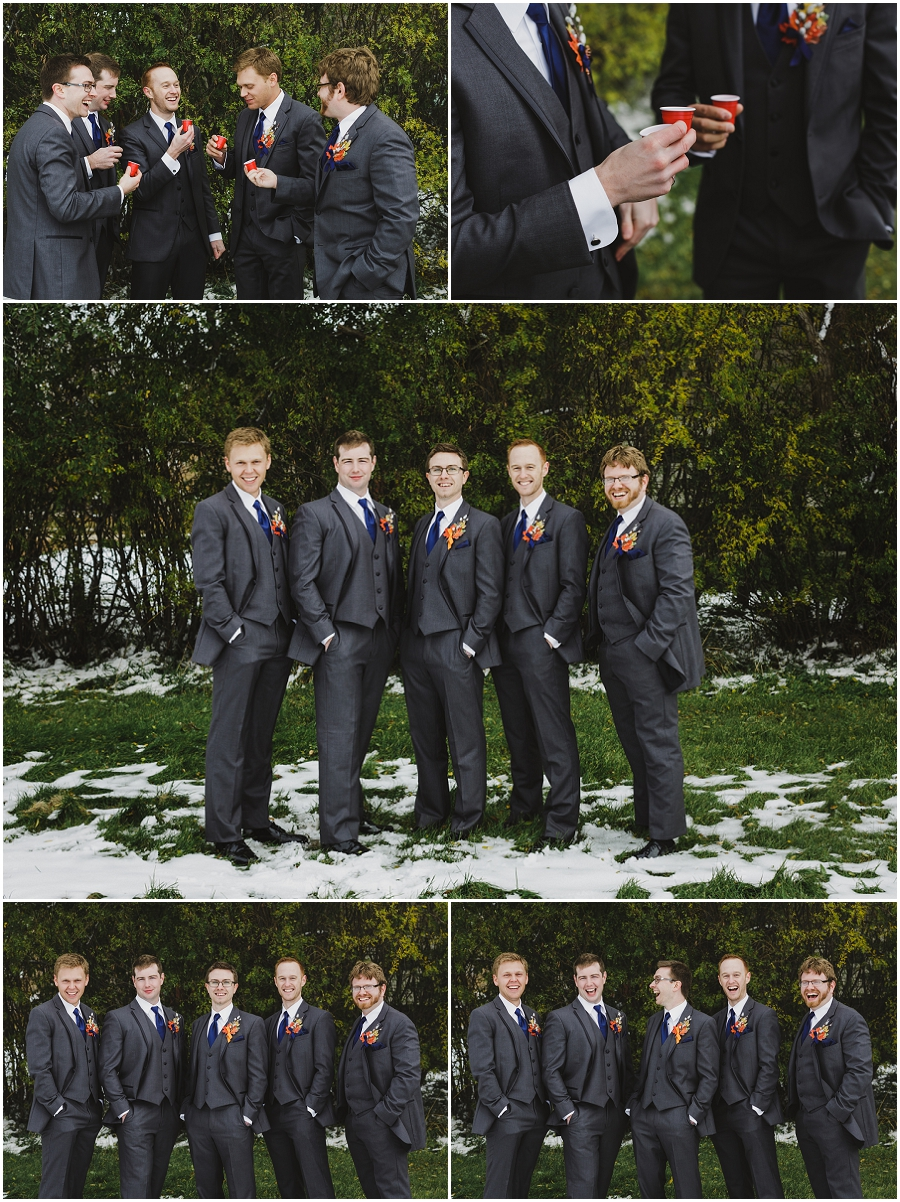 groomsmen outlook saskatchewan