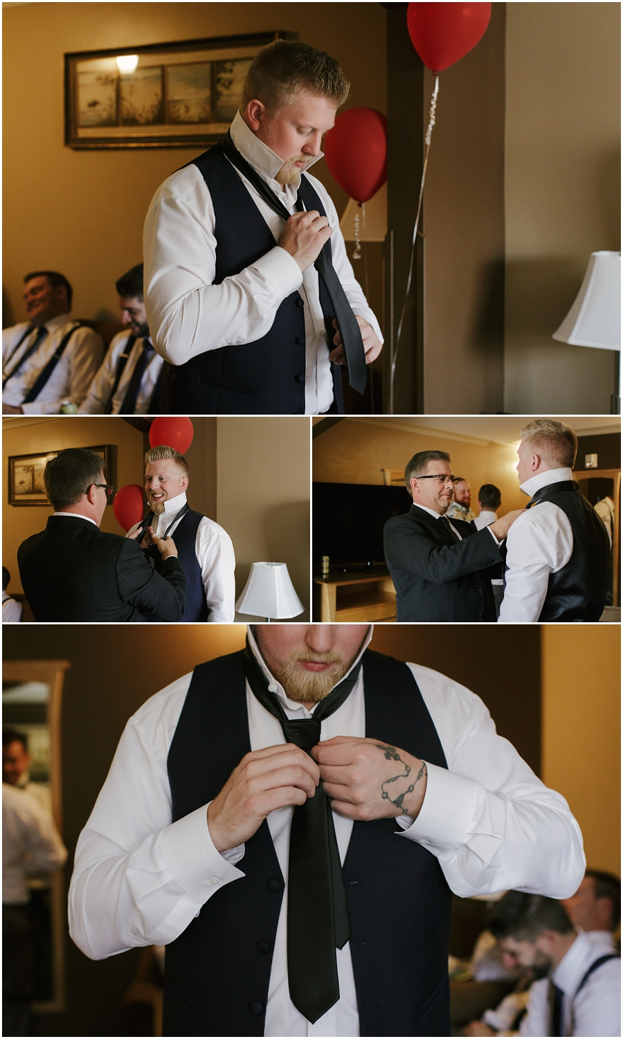 saskatchewan wedding groom