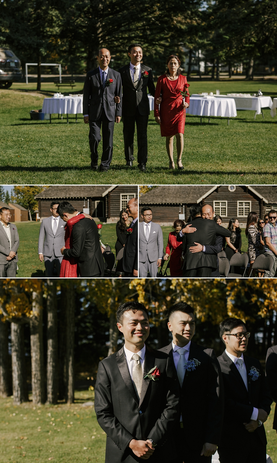 waskesiu community hall wedding
