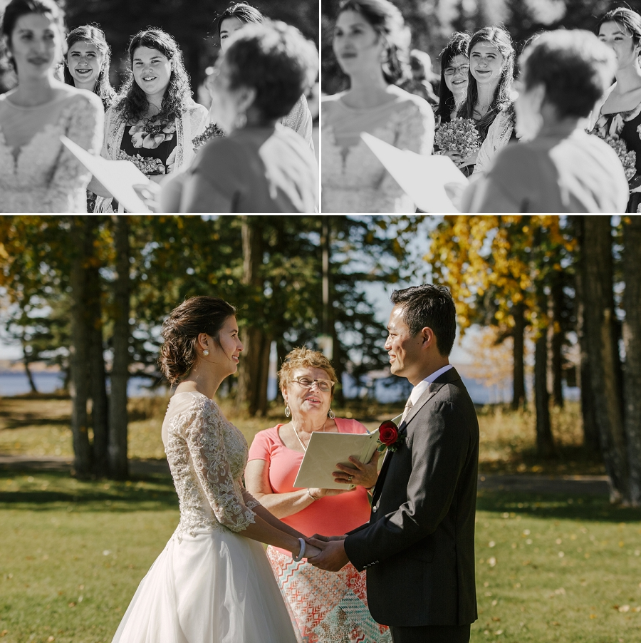 waskesiu lake wedding