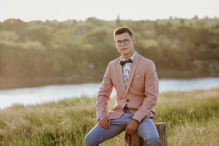 yxe graduation portraits