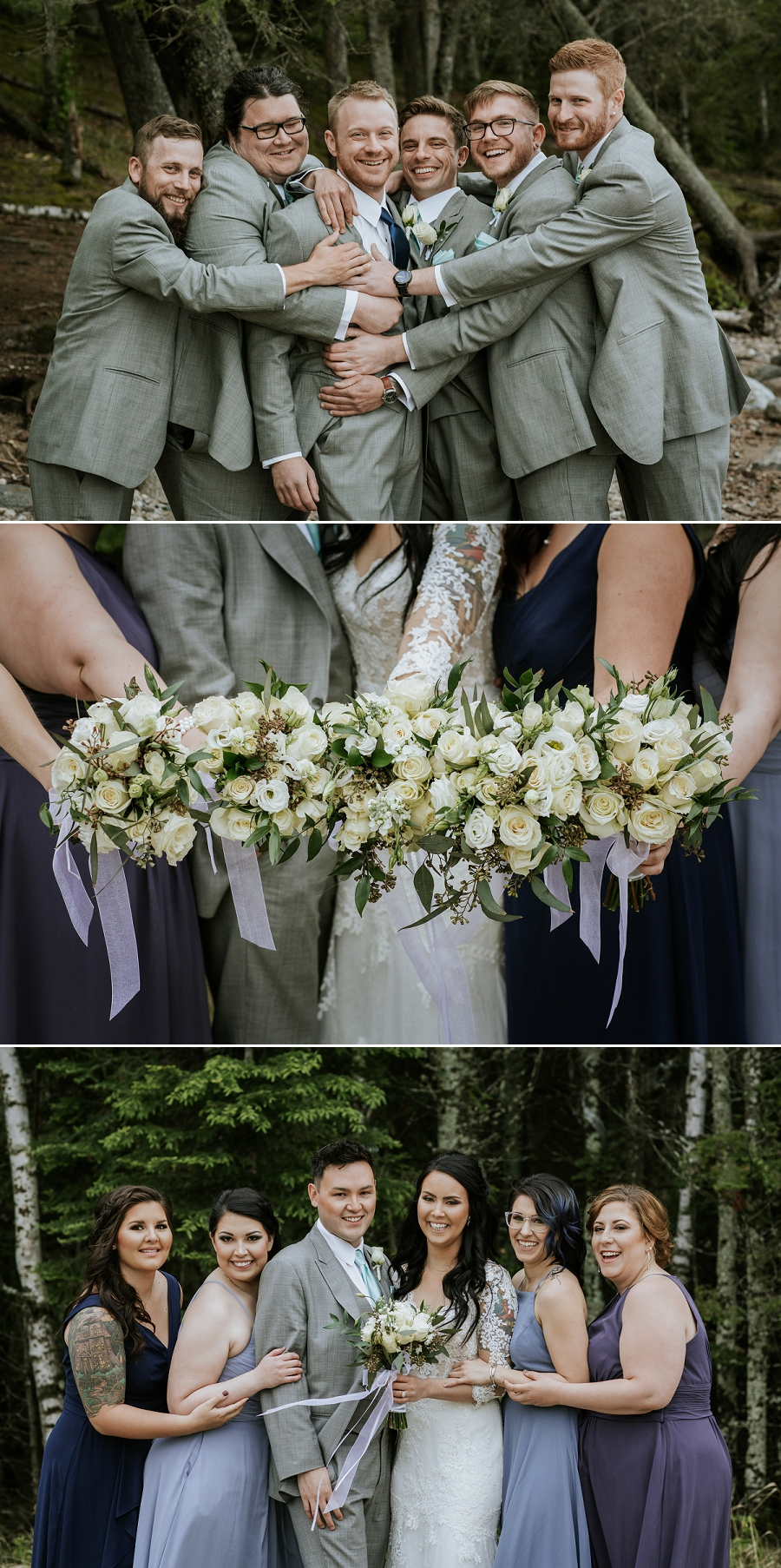 elk ridge resort wedding