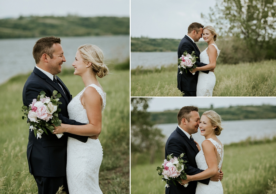 blackstrap provincial park wedding