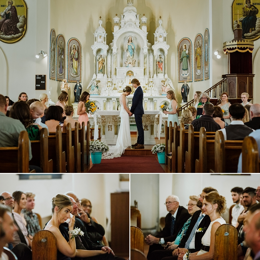 marysburg saskatchewan church wedding
