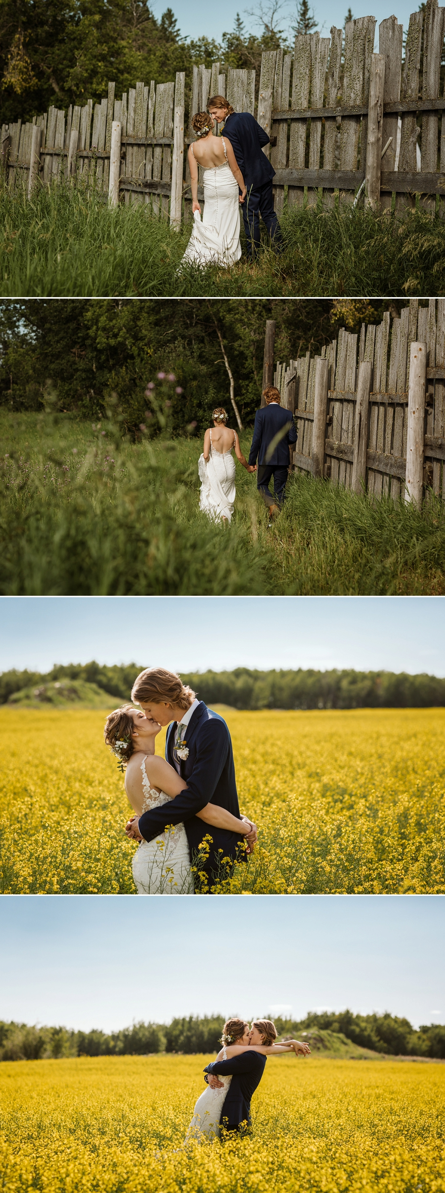 rural saskatchewan wedding photography
