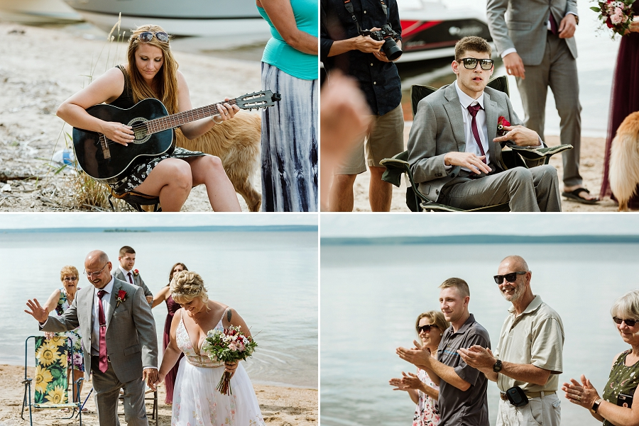waskesiu wedding photographer