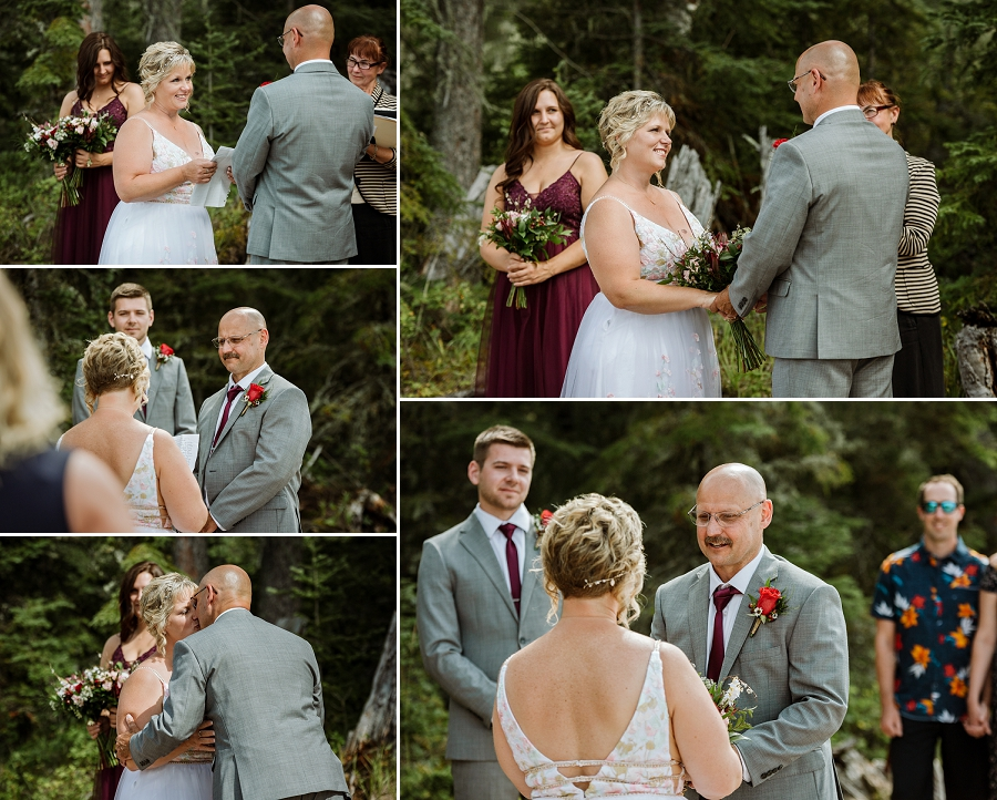 getting married in prince albert national park