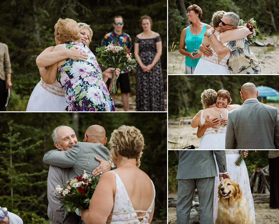 prince albert wedding photographer