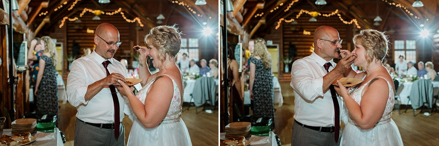 waskesiu wedding reception ideas