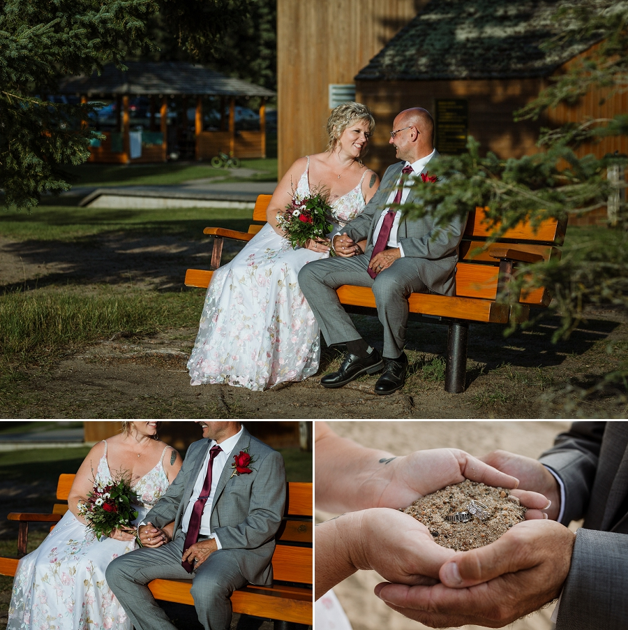 saskatchewan elopement in waskesiu