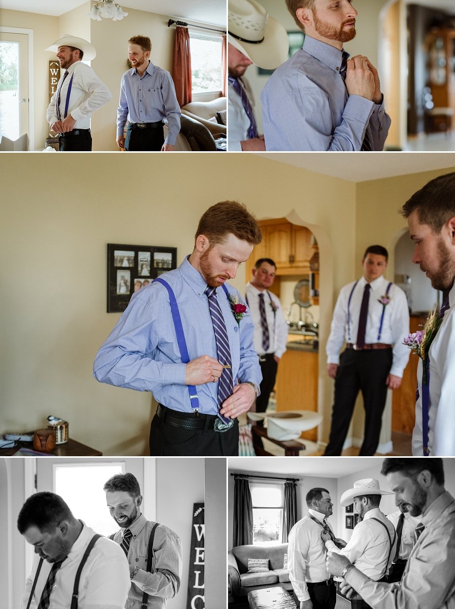 saskatchewan groom and groomsmen