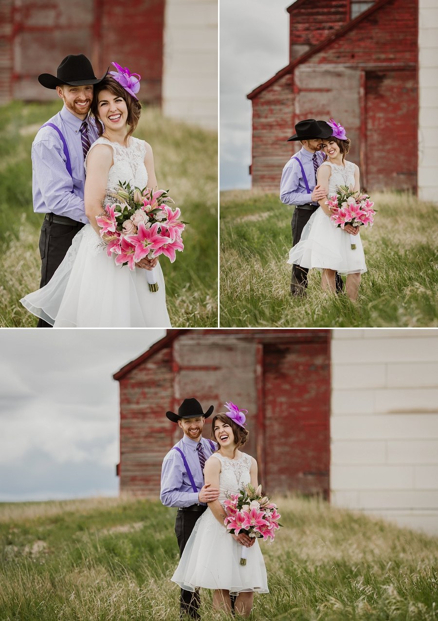 saskatchewan farm wedding