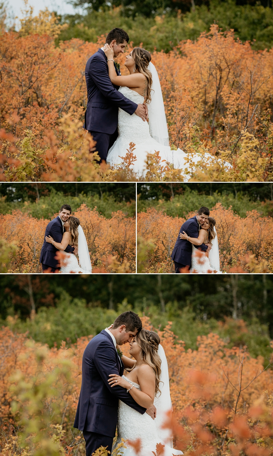 fall wedding in saskatoon