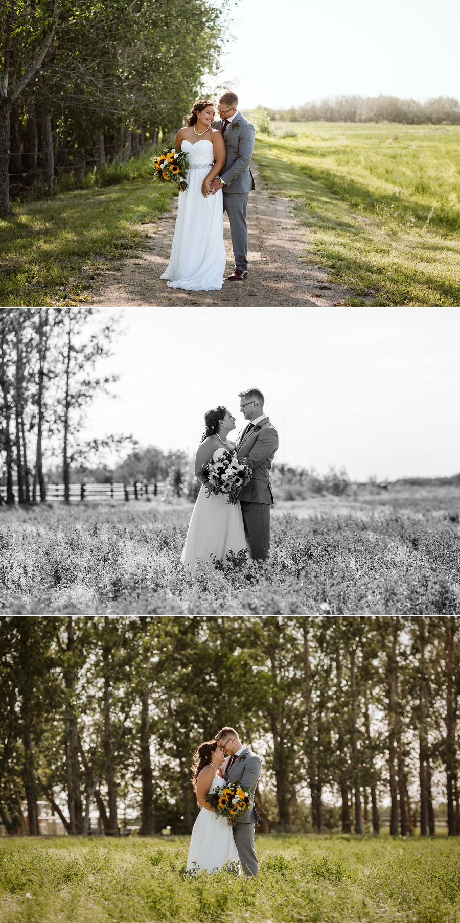 country wedding photography ideas