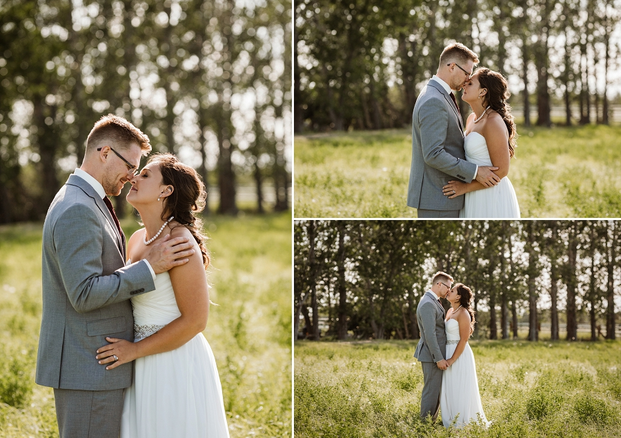 farm wedding in saskatchewan