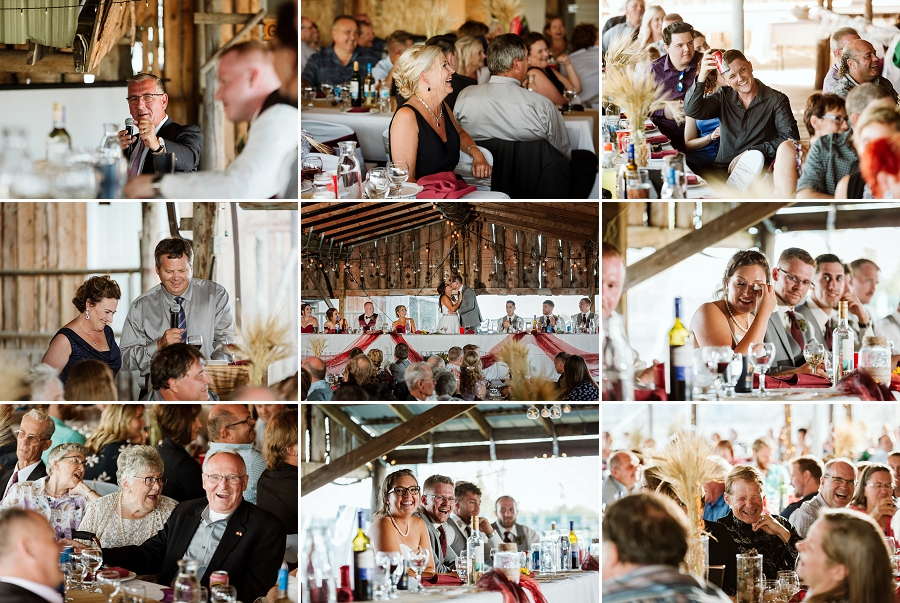 wedding reception at ok corral martensville saskatchewan