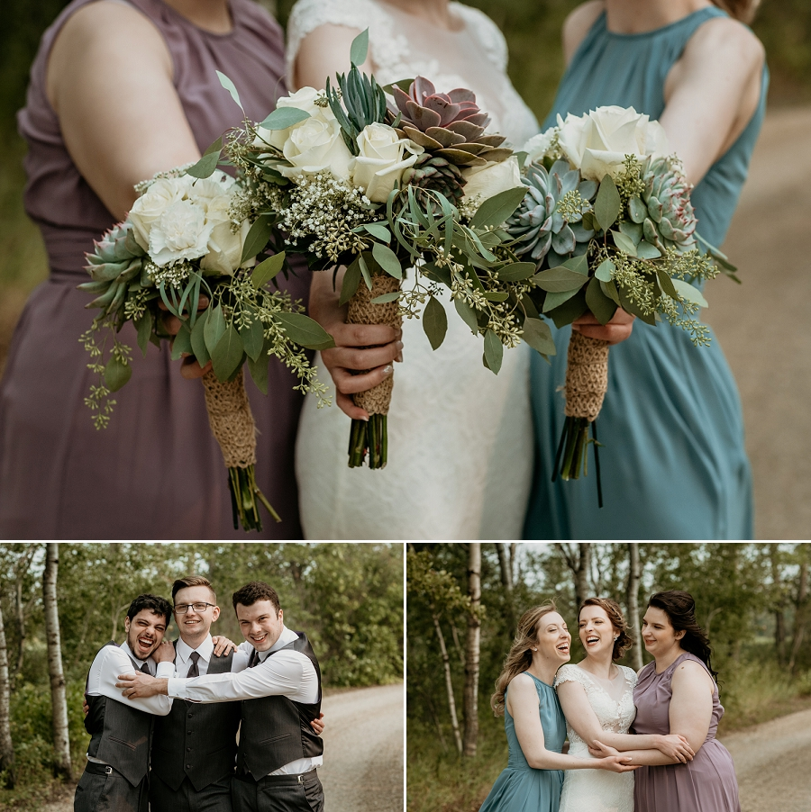 acreage wedding saskatoon