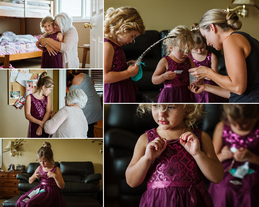 weddings with kids in saskatchewan