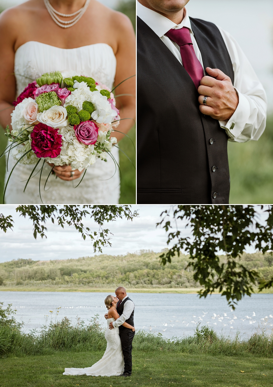 intimate backyard weddings in saskatchewan