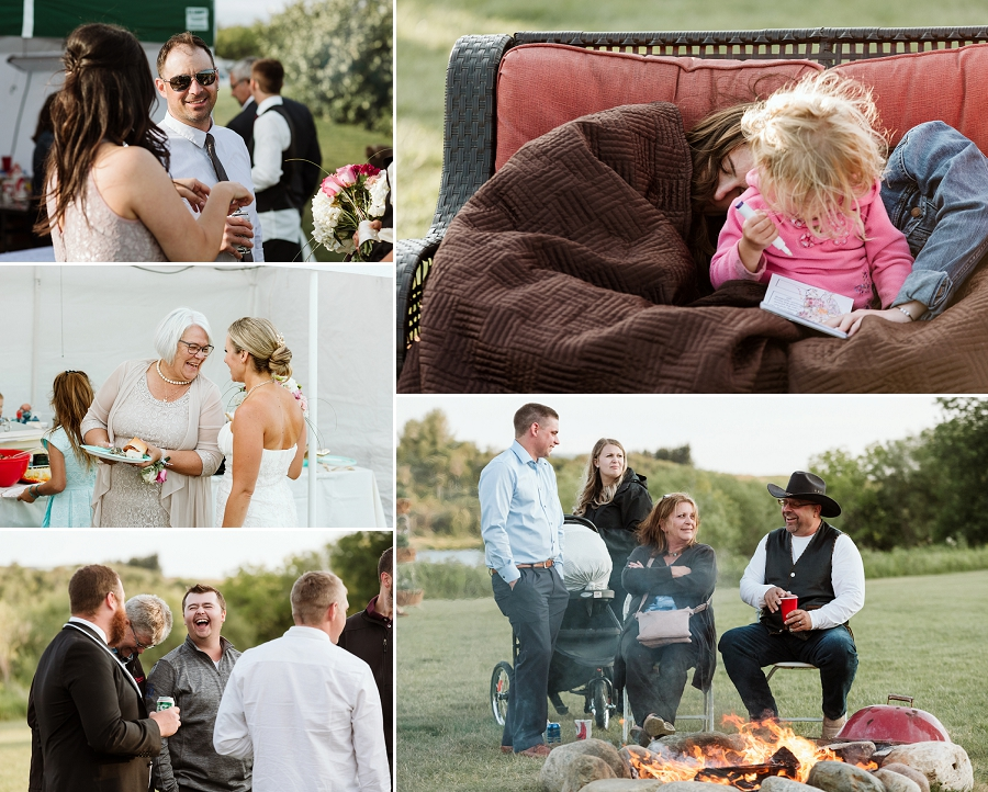 outdoor wedding receptions in saskatchewan