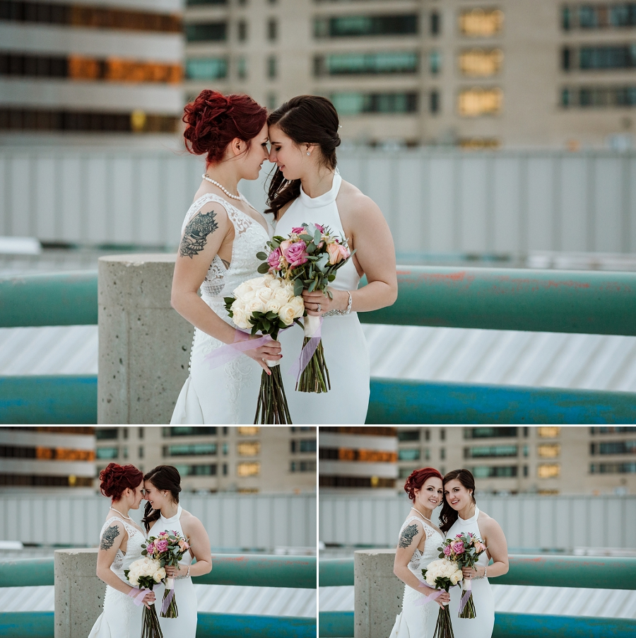 saskatoon same sex wedding photographer
