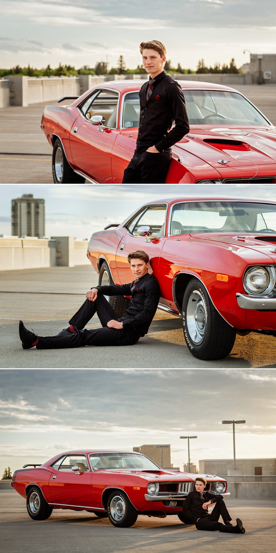 saskatoon grad photos with cars 1973 plymouth cuda