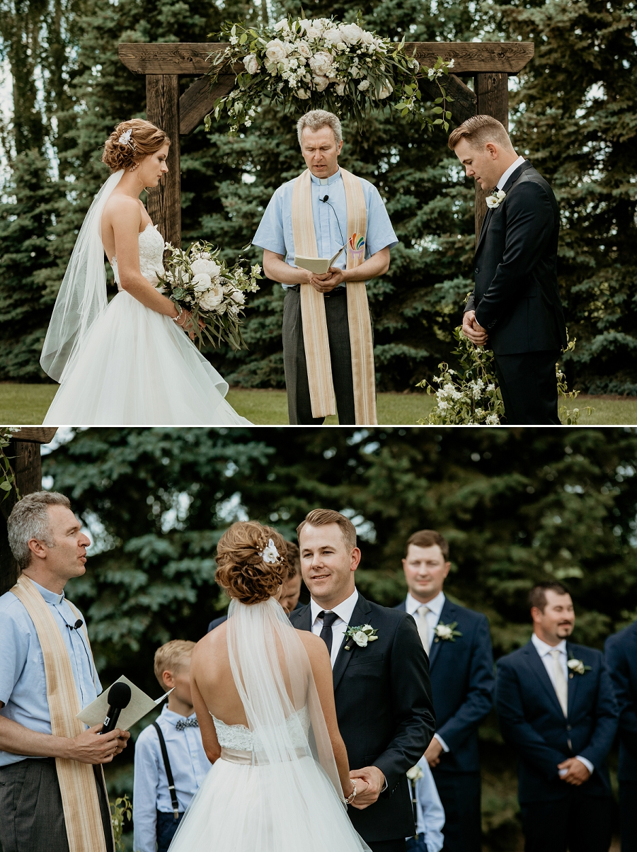 wedding in vanscoy saskatchewan
