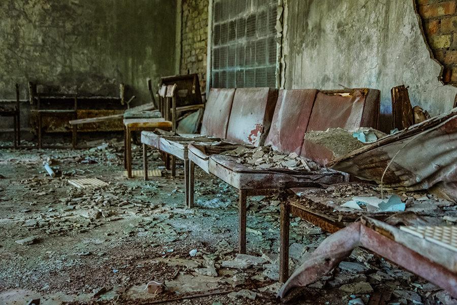 chernobyl tour photography pripyat ghost town