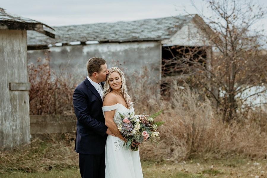 wedding in middle lake saskatchewan